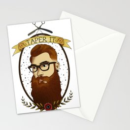 Taper It Stationery Cards