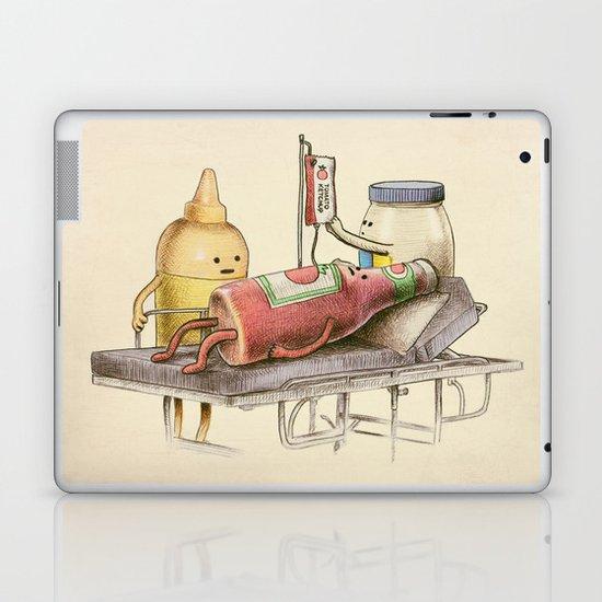 Emergency Transfusion  Laptop & iPad Skin