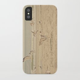 Love of the Ocean iPhone Case