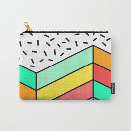 Colorful Pop Window Carry-All Pouch