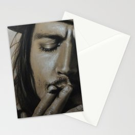 Johnny Depp Stationery Cards