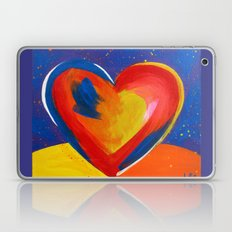 This Heart Will Rise Above Laptop & iPad Skin