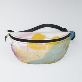 Taking Care of Oneself Fanny Pack