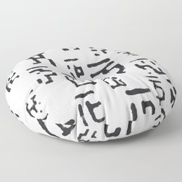 Hypnosis Floor Pillow