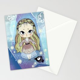 ice baby Stationery Cards