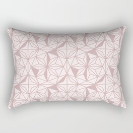 pink thirtynine Rectangular Pillow