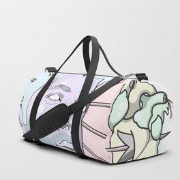 Tell's heart Duffle Bag