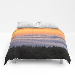 Mount Tamalpais State Park in California USA Comforters