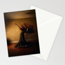 The Agony Room Stationery Cards