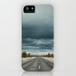 High Desert Road iPhone Case