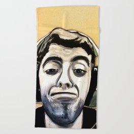 Zach Beach Towel