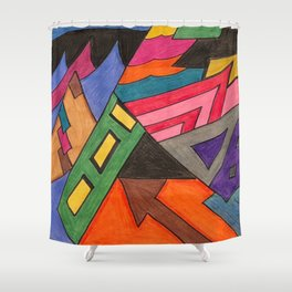 Fathoming the Proximity Shower Curtain
