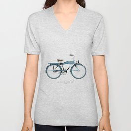 Vintage J.C. Higgins Bike Unisex V-Neck