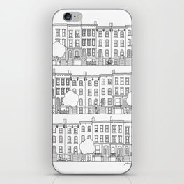 blocks of Brooklyn iPhone Skin