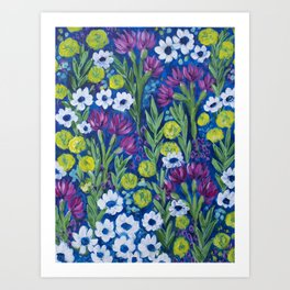 Growing Wilder Art Print