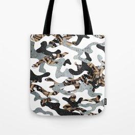 Urban Camo Tote Bag