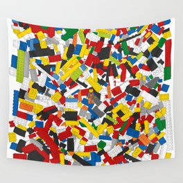 The Lego Movie Wall Tapestry