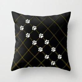 Where Is My Cat #society6 #decor #buyart #artprint Throw Pillow