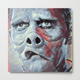 Doctor - Eye Of The Beholder Metal Print
