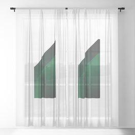 Grutas Sheer Curtain