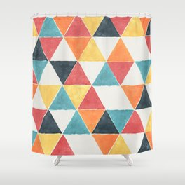 Trivertex Shower Curtain