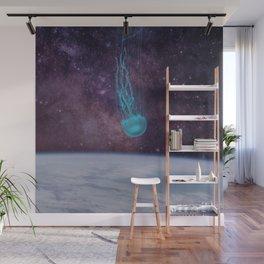 Falling Star | Jellyfish Rising Wall Mural