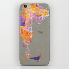 Wearing the City iPhone Skin