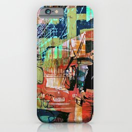 LEGIT URBAIN iPhone Case
