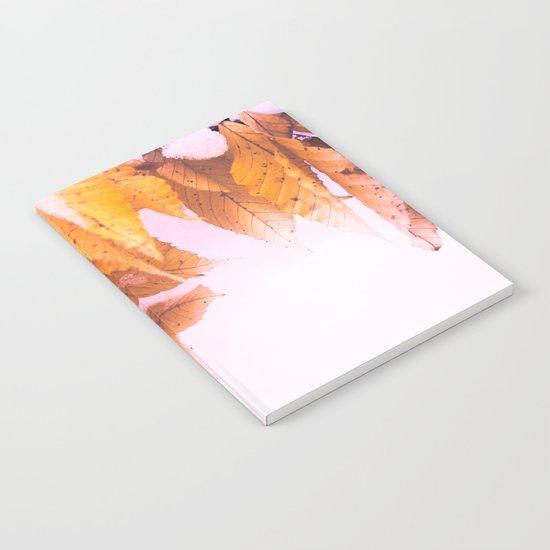 I Won't Let Go Notebook