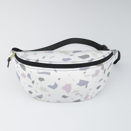 Nobody Knows - Terrazzo Pattern Fanny Pack