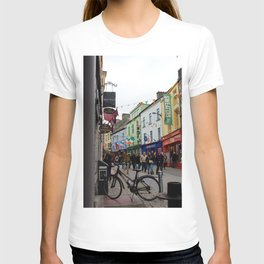 Galway Streets T-shirt