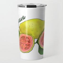 Juicy Guava Travel Mug