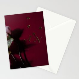 Flowers for Anais Nin Stationery Cards