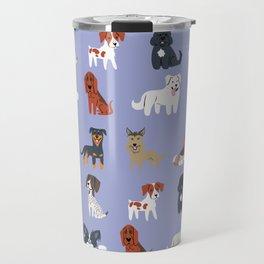 FRENCH DOGS Travel Mug