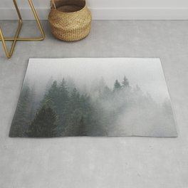 Long Days Ahead - Nature Photography Rug