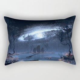 The Standing Stones Rectangular Pillow