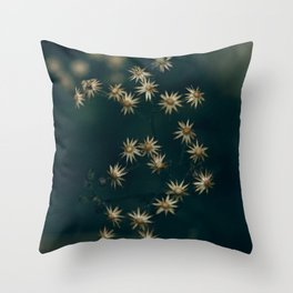 Starlights Throw Pillow