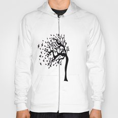 Tree Birds x2 Hoody