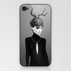 The Cold iPhone & iPod Skin