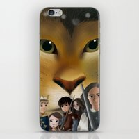 narnia iPhone & iPod Skins featuring Narnia by BellaG