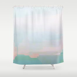 Heaven Fades Shower Curtain