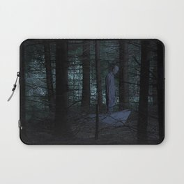 Go to the woods. Laptop Sleeve