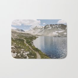 High Sierra Lake Bath Mat
