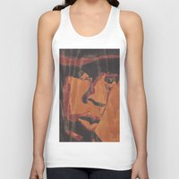 jay fleck Tank Tops featuring Jay by 100mill