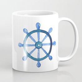 Navigating the seas Coffee Mug