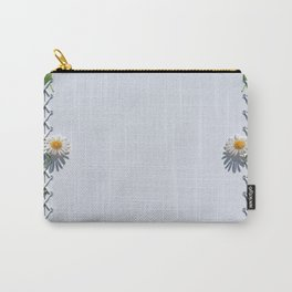Fashion Meets Nature Carry-All Pouch