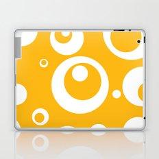 Circles Dots Bubbles :: Mango Laptop & iPad Skin