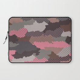 cute camouflage pattern Laptop Sleeve