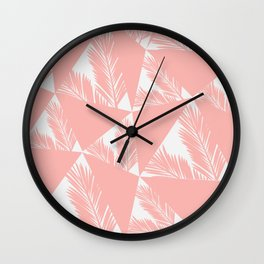 Tropical Geometric Wall Clock
