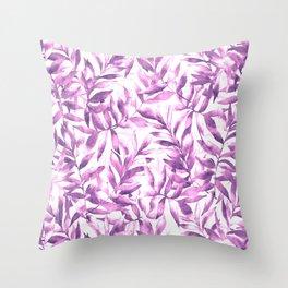 Tropical Throw Pillow